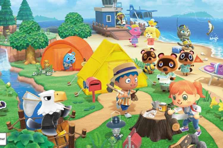Games to Play on Switch - Animal Crossing New Horizons