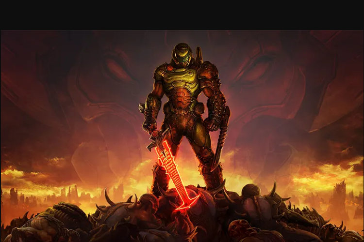 Games to Play on Xbox One and PS4 - Doom Eternal