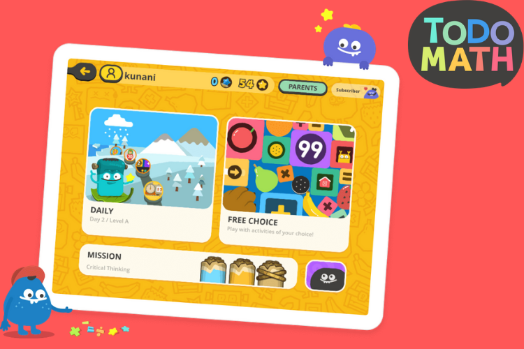 Learn Math with Todo Math App