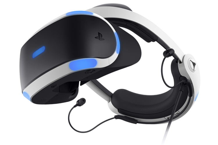 Top VR Headsets - Playstation VR