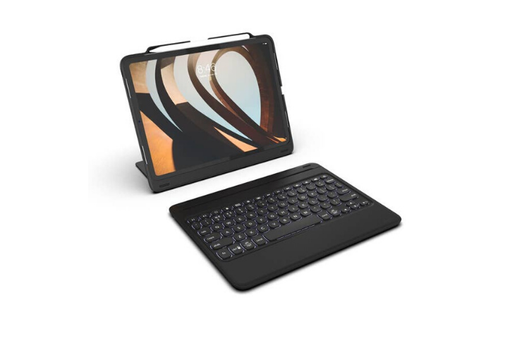 Rugged Book Go Keyboard Case for iPad Pro