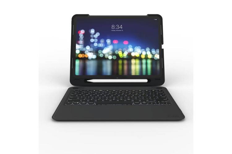Zagg keyboard cases for the 2020 iPad Pro