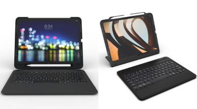 Zagg Slim Book Go and Rugged Book Go - TATFI