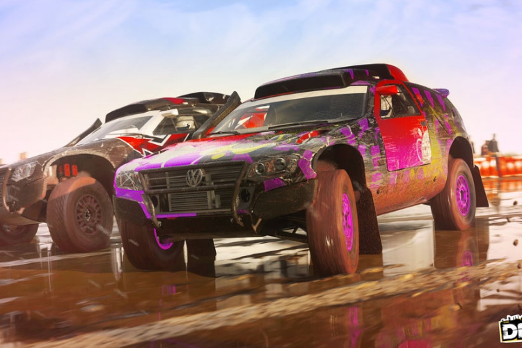 PS5 Games to Play on Launch Day - Dirt 5