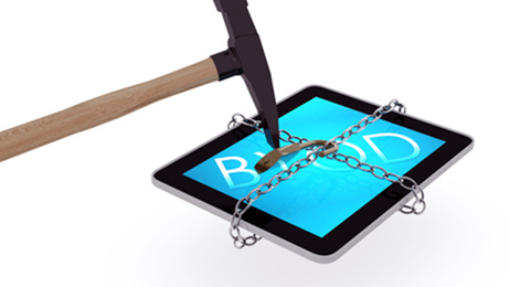 BYOD Tablet Security