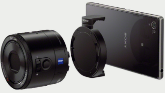 Sony Redefines Mobile Photography with the Attachable Lens Style Camera DSC-QX100