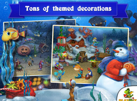 Fishdom - Free Games for iPad & iPhone for November 1, 2014