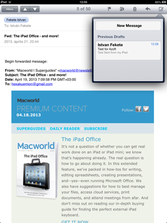 Five Essential iPad Tricks For Business Users_3