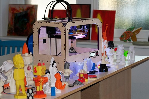 How 3D Printing Is Developing An Economic App Turnaround
