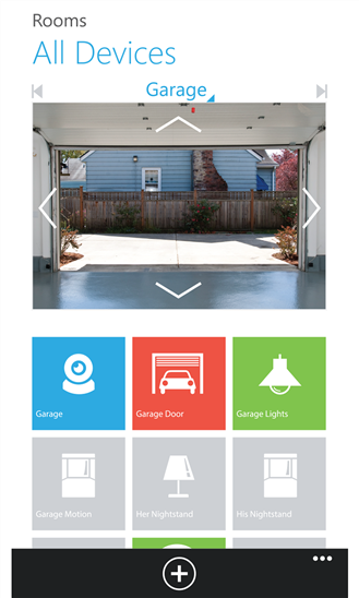 INSTEON App for Windows Phone