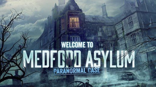 Medford Asylum - Exciting New Games for your iPhone