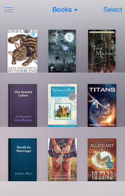 Move Content from Android to iPhone - Books and PDFs