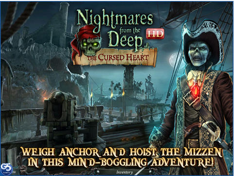 Nightmares from the Deep The Cursed Heart, Collector's Edition HD (Full)