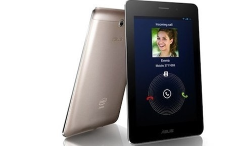 Phone Home with the Asus Fonepad