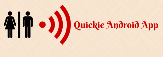 Quickie Android app