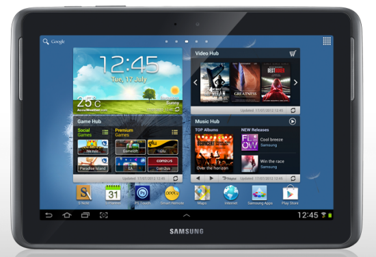 Samsung Galaxy Note 10.1 - Coolest Tablets Unveiled at IFA 2013