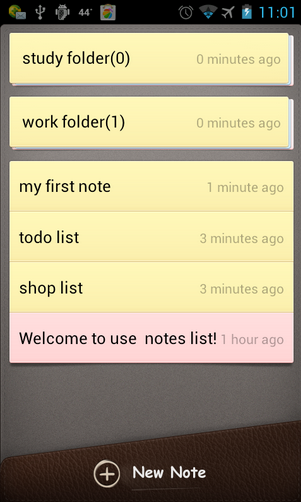 Simple Notes Pro - notes apps for android